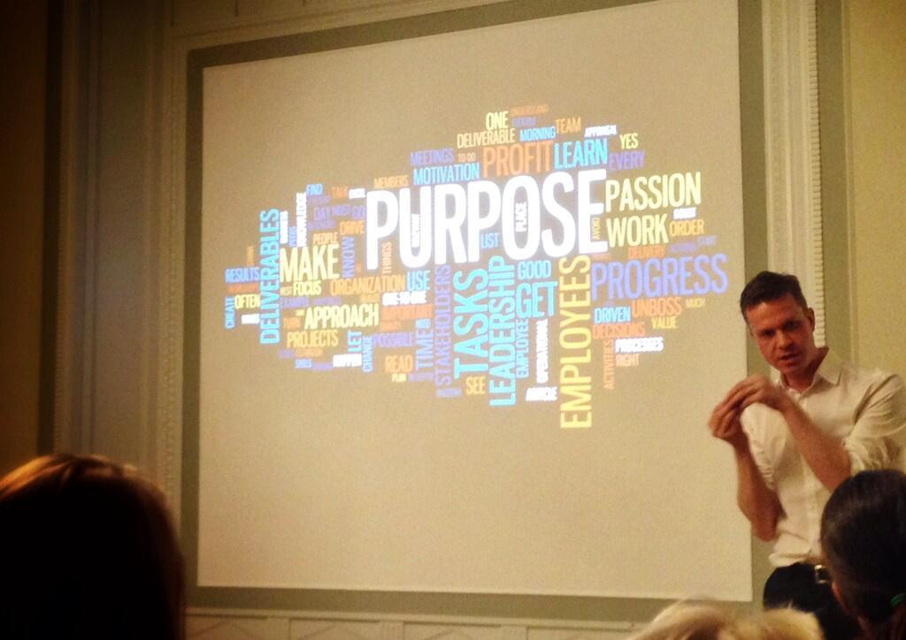 purpose - slide